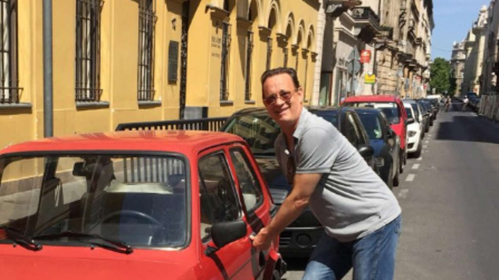 Fans sponsern Tom Hanks nun ein neues Auto.