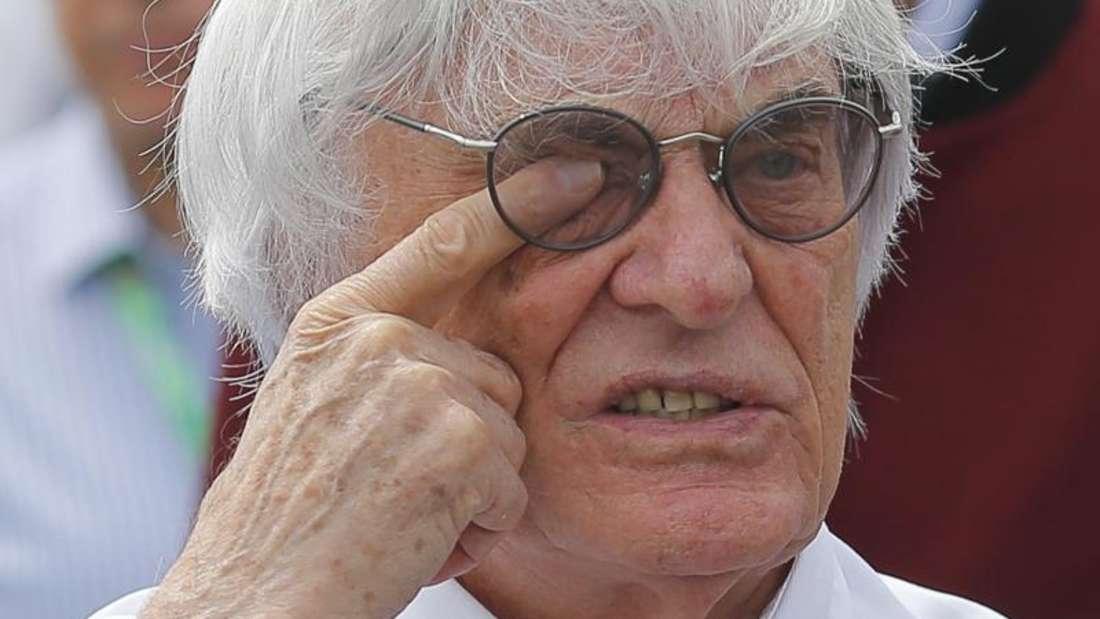 Bernie Ecclestone ist nicht mehr Geschäftsführer der Formel 1. Foto: Valdrin Xhemaj