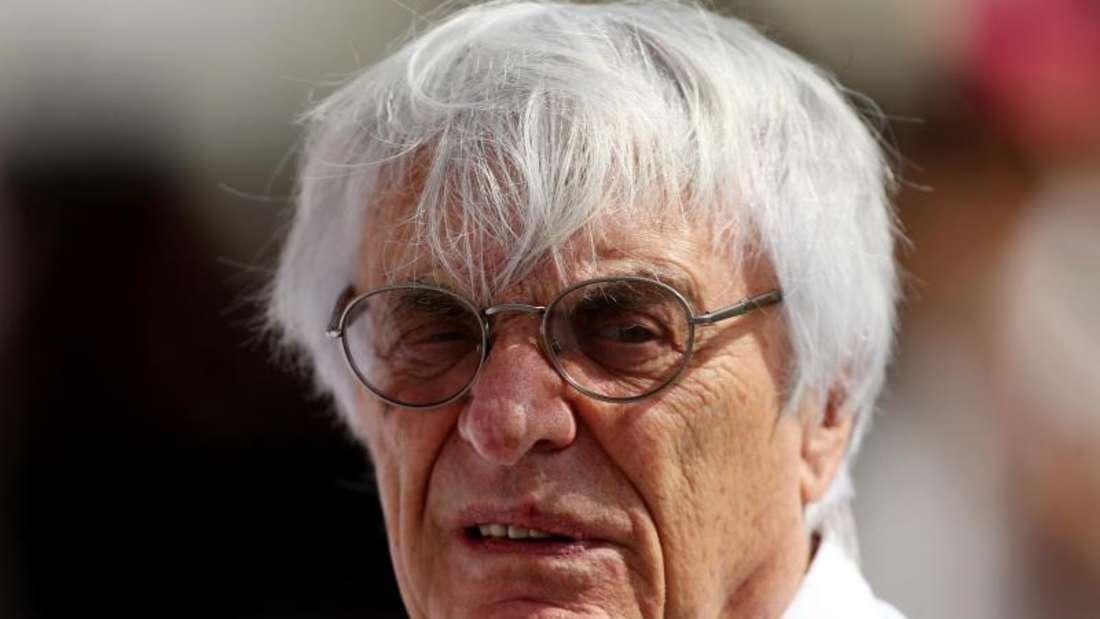 Bernie Ecclestone ist als Chef der Formel 1 Geschichte. Foto:David Davies