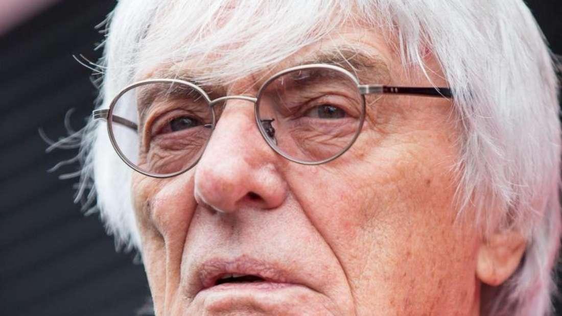 Die Zeit von Bernie Ecclestone als Formel-1-Chef ist vorbei. Foto: Johann Groder