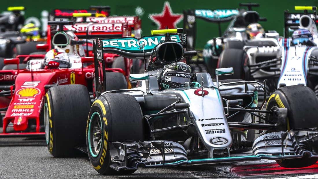 Die US-Gruppe Liberty Media hat die Formel 1 für acht Milliarden Euro gekauft.