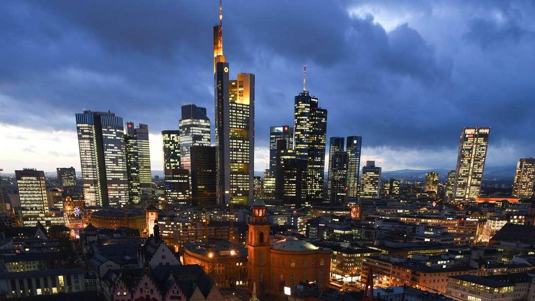 Menschen in der Region um Frankfurt verdienen gut, zahlen aber auch viel Miete.