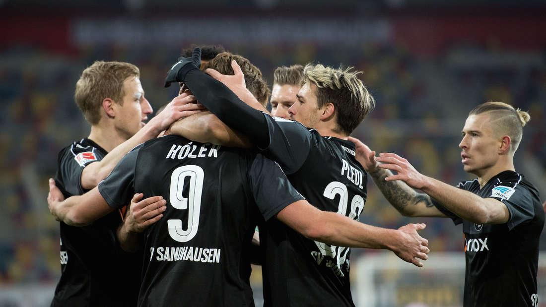 Fortuna Düsseldorf - SV Sandhausen