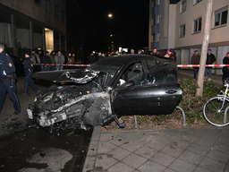 Mannheim-Innenstadt: 22-jähriger Poser verursacht schweren Unfall in ...