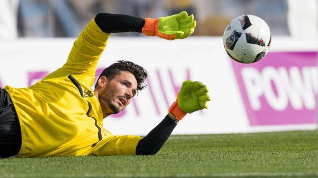 Roman Bürki kehrt ins Dortmunder Tor zurück. Foto: Guido Kirchner
