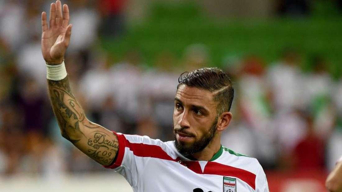 Ashkan Dejagah kehrt zum VfL Wolfsburg zurück. Foto: Joe Castro