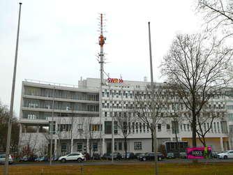 Mannheim Neubau Eines Swr Gebaudes Nach Schliessung Der Aral