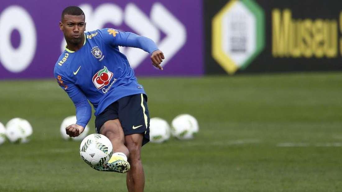 Der Brasilianer Walace wechselt zum Hamburger SV. Foto: Marcelo Sayao