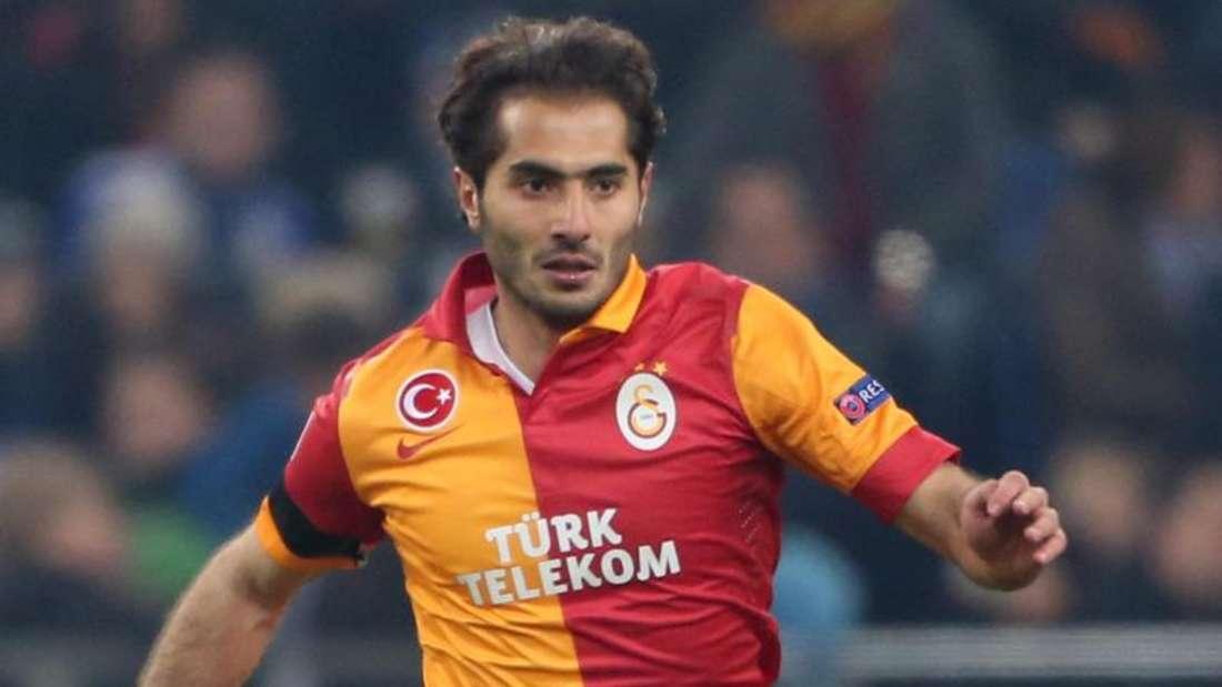 Hamit Altintop wechselt von Galatasaray Istanbul zu Darmstadt 98. Foto: Friso Gentsch