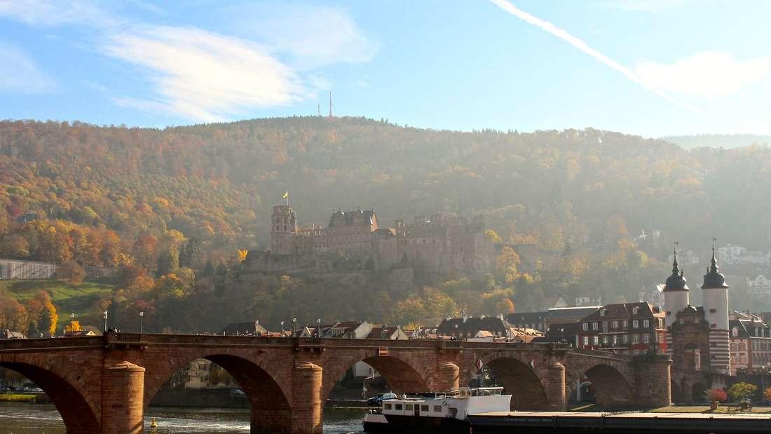 Top 10 der beliebtesten Plätze in Heidelberg