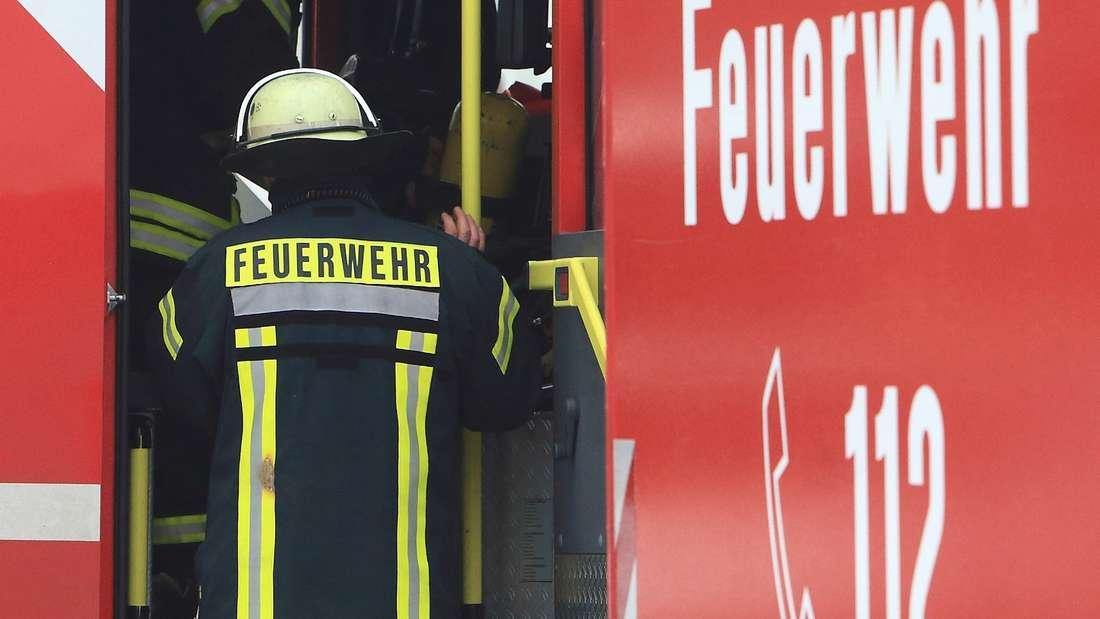Platz 1: Sie sind wahre Lebensretter -der Feuerwehrwird in Deutschland am meisten Vertrauen geschenkt.