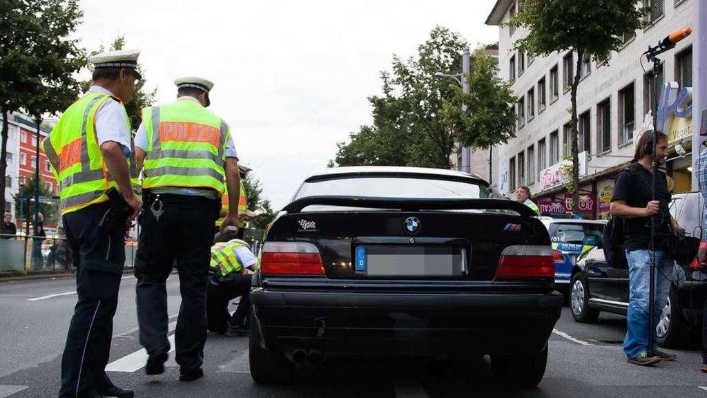 Mannheim-Neckarstadt-West: Poser wegen lauten Motorgeräuschen von ...