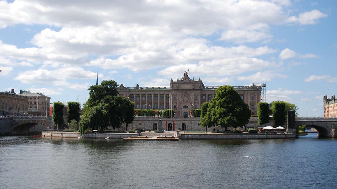 Das Element Wasser zeichnet die schwedische Hauptstadt aus.