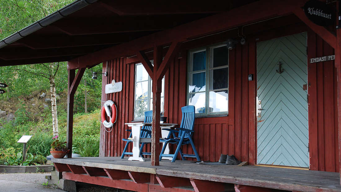 Gemütlichkeit wird in Stockholm großgeschrieben.