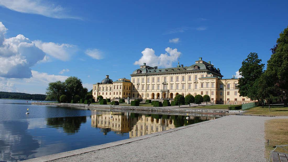 Schloss Drottningholm, das Versaille Schwedens.