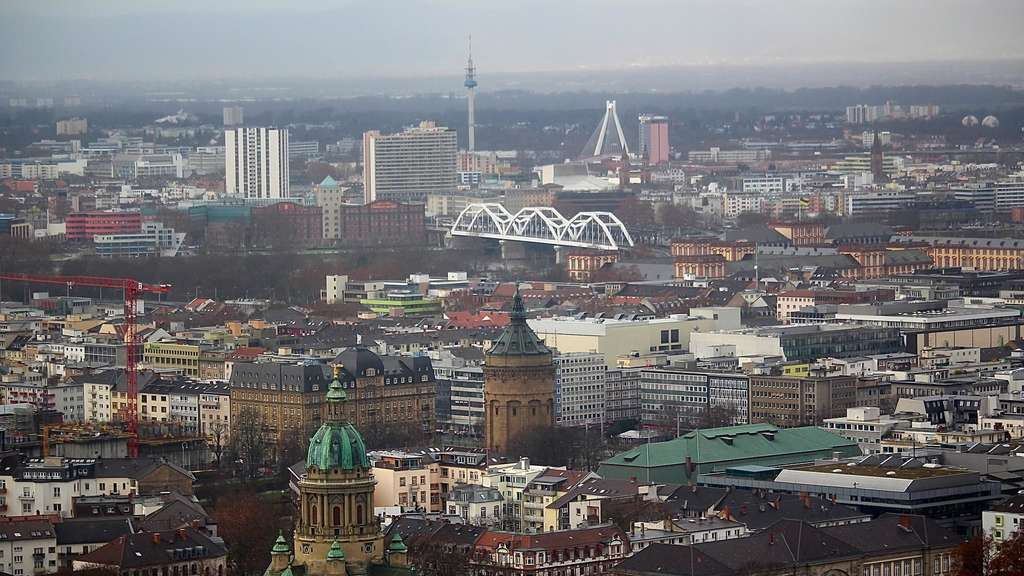 Mannheim Einwohnerzahl