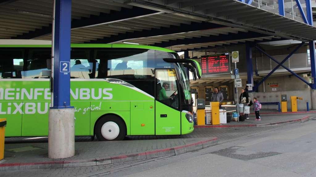 Busbahnhof Mannheim