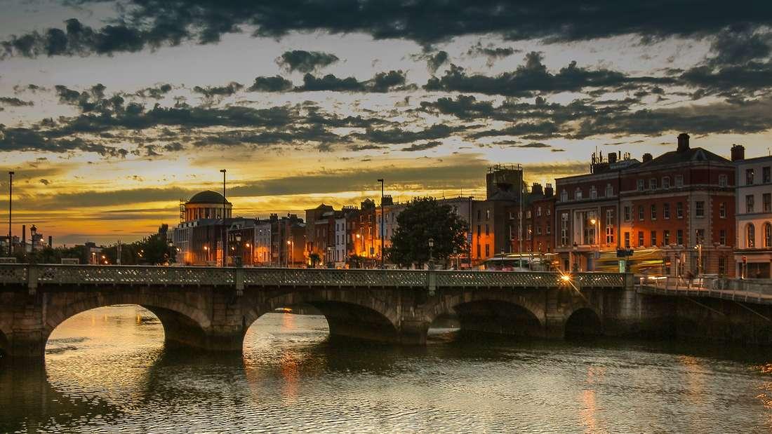 Dublin ist die Hauptstadt Irlands und beliebtes Ziel für Städtereisen.