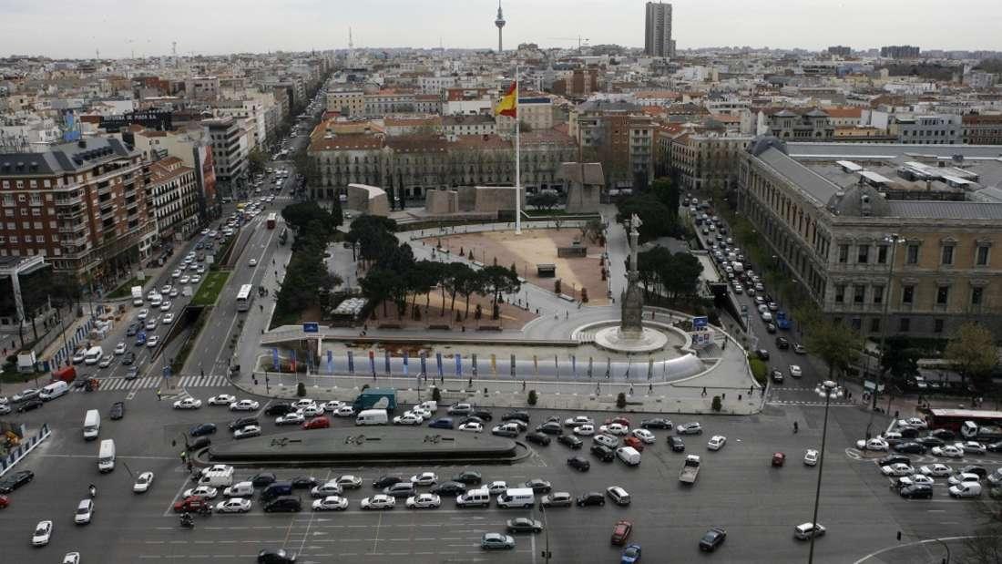 Entdecken Sie Madrid.