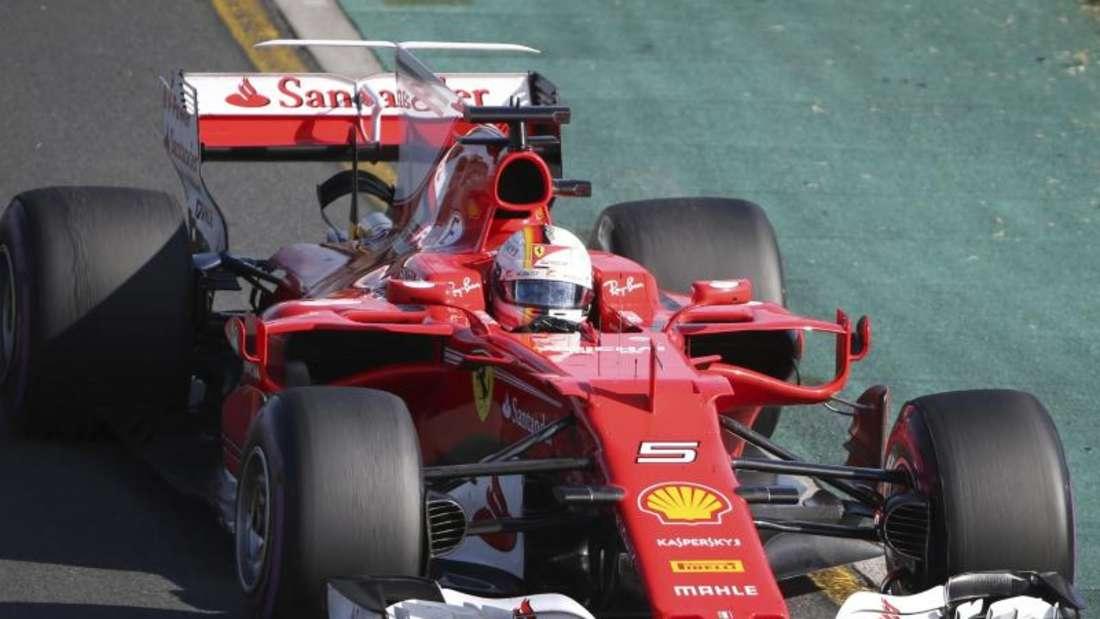 In den letzten Jahren lag der China-GP Sebastian Vettel und der Scuderia Ferrari nicht sonderlich. Foto: Rick Rycroft