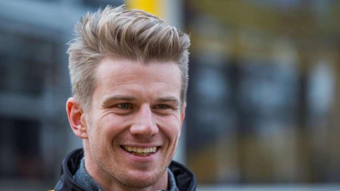 Der deutsche Formel-1-Rennfahrer Nico Hülkenberg ist die Nummer ein bei Renault. Foto:Jens Büttner