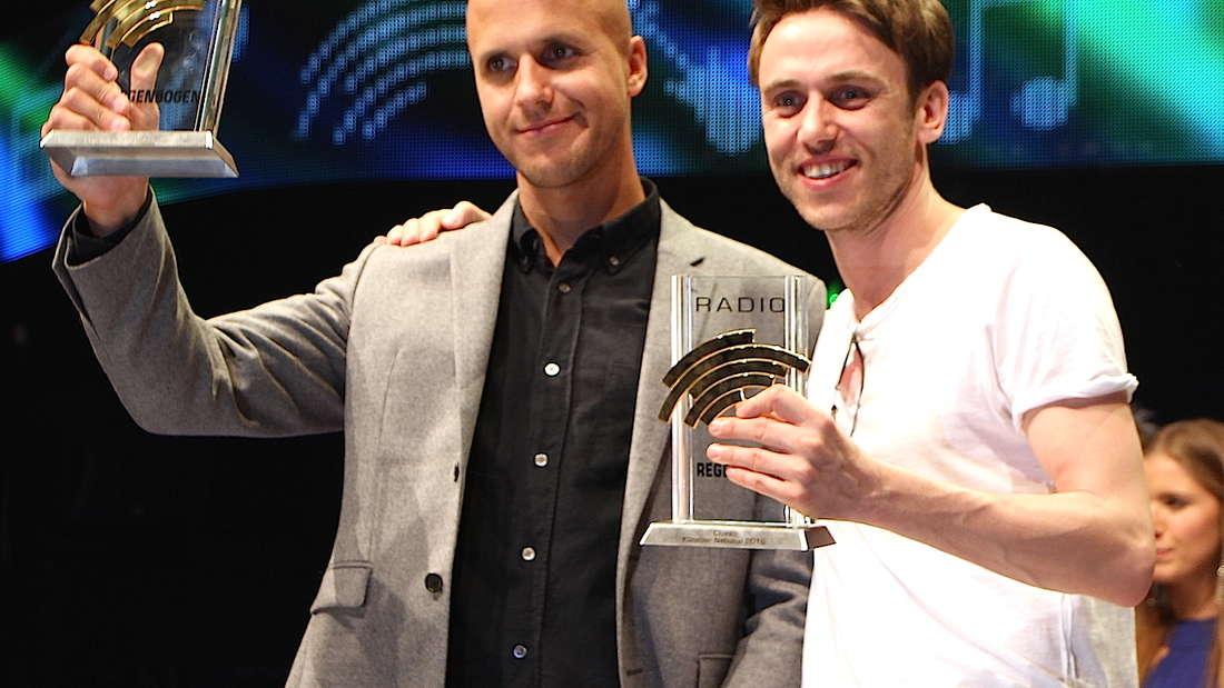 Großes Finale und Aftershow-Party beim Radio Regenbogen Award im Europa-Park.