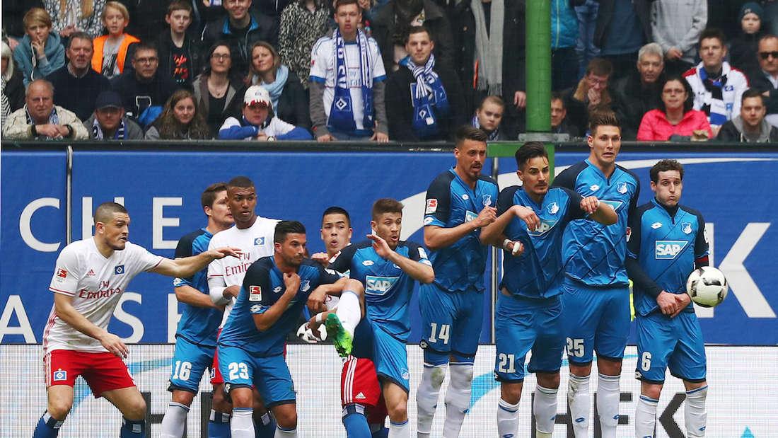 Hamburger SV - 1899 Hoffenheim