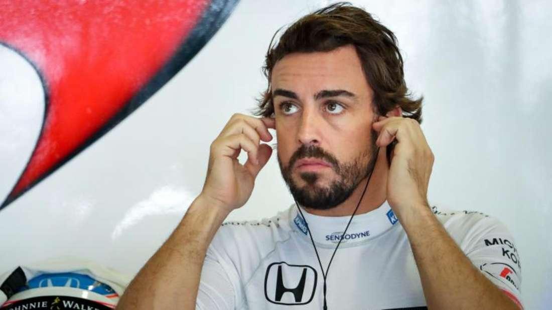 Indy 500 statt Monaco: Fernando Alonso fährt am 28. Mai in den USA. Foto: Diego Azubel