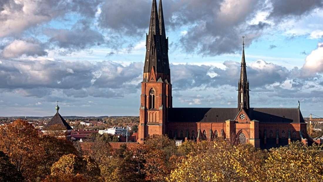 Uppsala lockt mit vielenspannenden Monumenten und historischen Kulturschätzen.