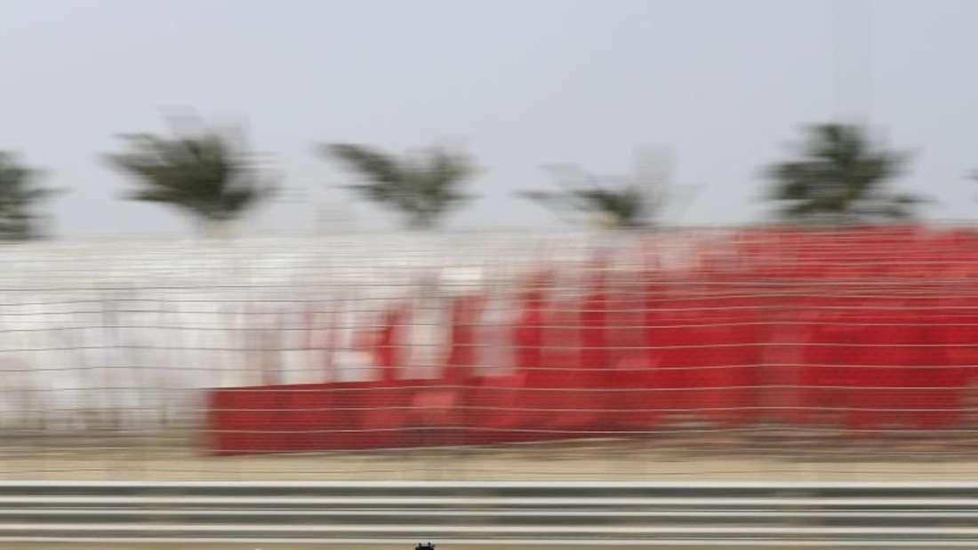 Sebastian Vettel wurde im letzten Freien Training Dritter. Foto: Hassan Ammar