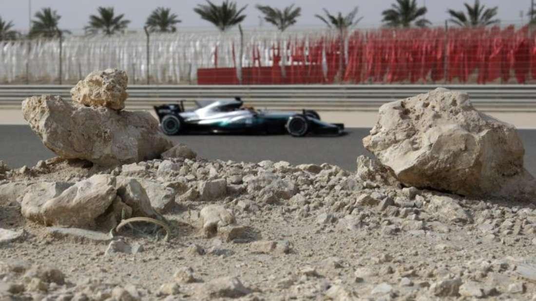 Der Große Preis von Bahrain hat mehrere Herausforderungen zu bieten.Foto: Hassan Ammar