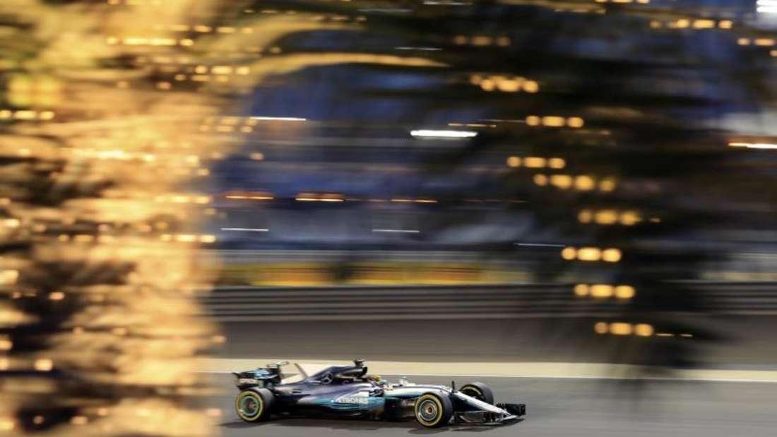 Die Formel 1 verspricht noch immer Glanz und Glamour. Foto: Hassan Ammar