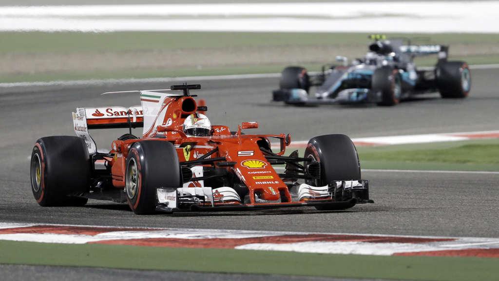 formel eins bahrain