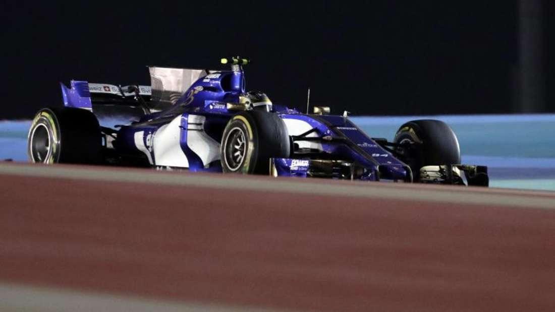 Pascal Wehrlein fuhr in seinem Comeback-Rennen auf Rang elf. Foto: Luca Bruno