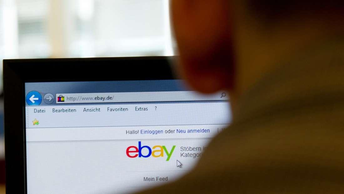 Auf Ebay locken Betrüger gerne ahnungslose Nutzer in die Abzock-Falle.