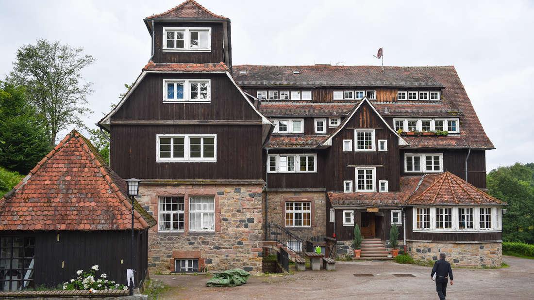 Aus der ehemaligen Odenwaldschule wird ein Wohn-und Ferienpark.