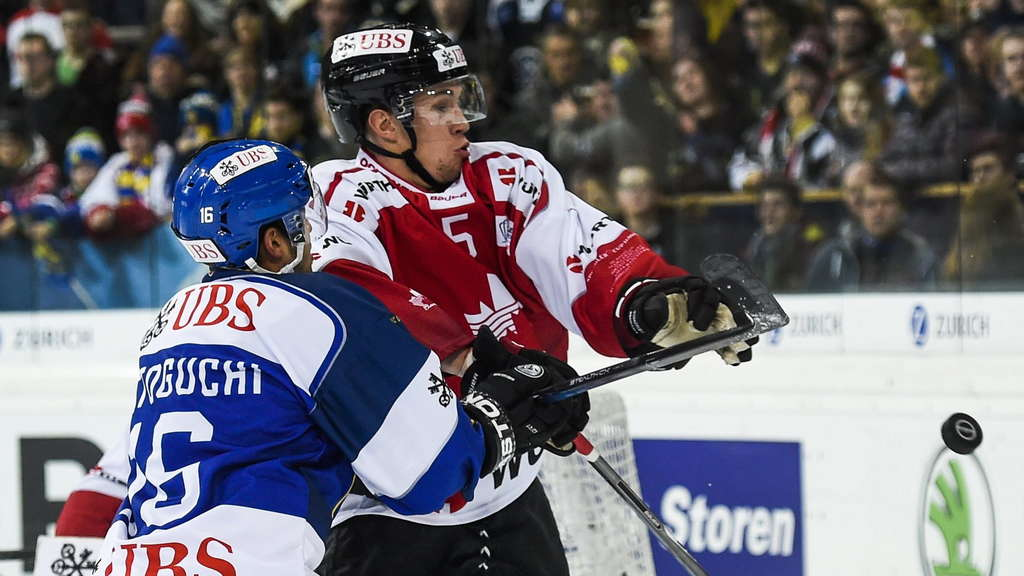 89th Spengler Cup ice hockey tournament in Davos