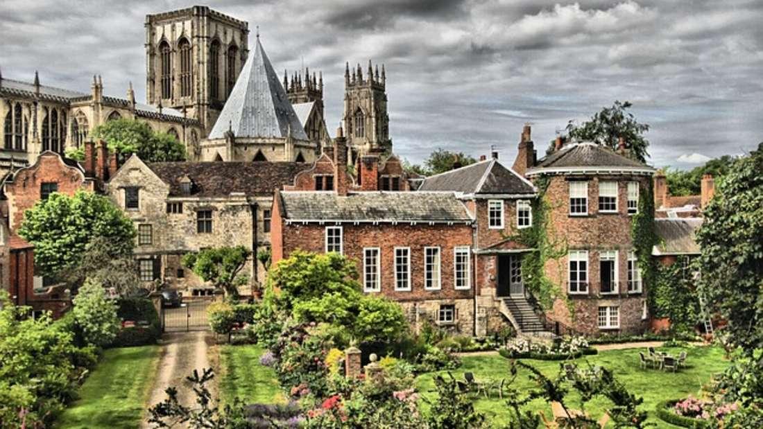 York ist eine englische Stadt mit einer spannenden Vergangenheit.