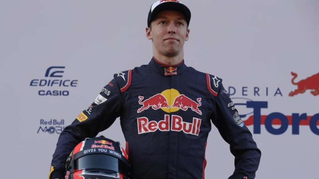 Daniil Kwjat startet (wieder) für die Scuderia Toro Rosso. Foto: Manu Fernandez