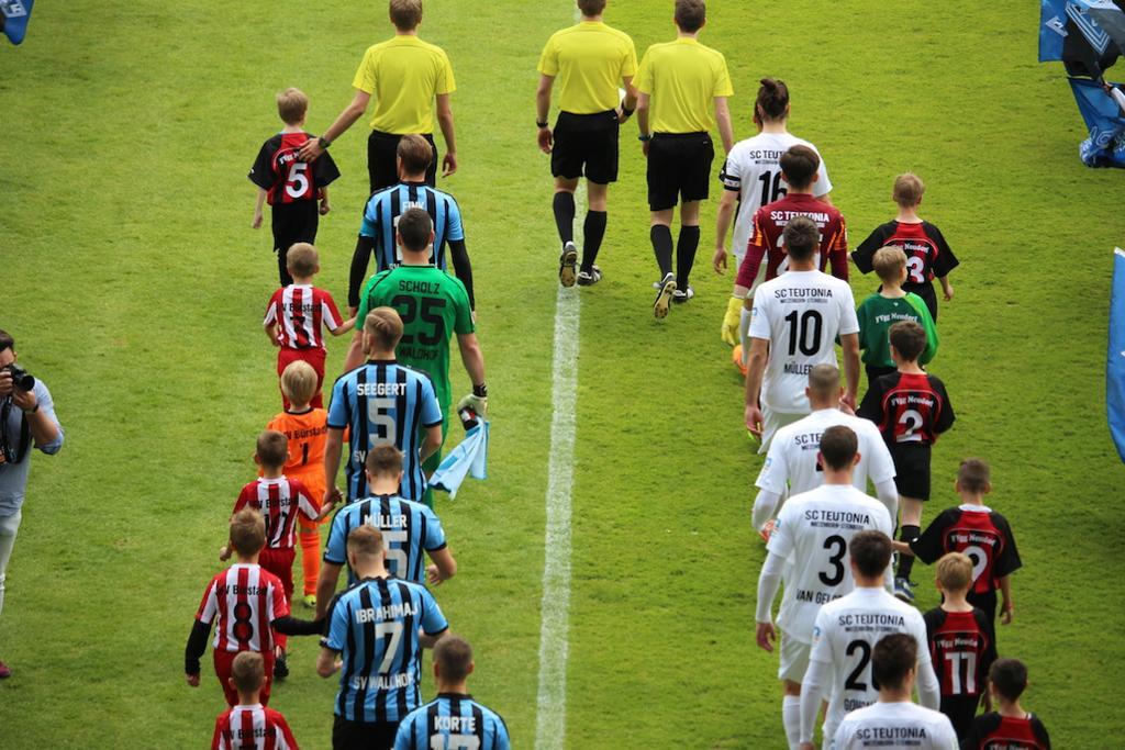 Relegation Mannheim