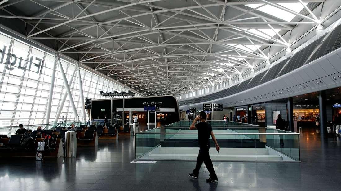 Auf Platz 8 landete der Flughafen Zürich.