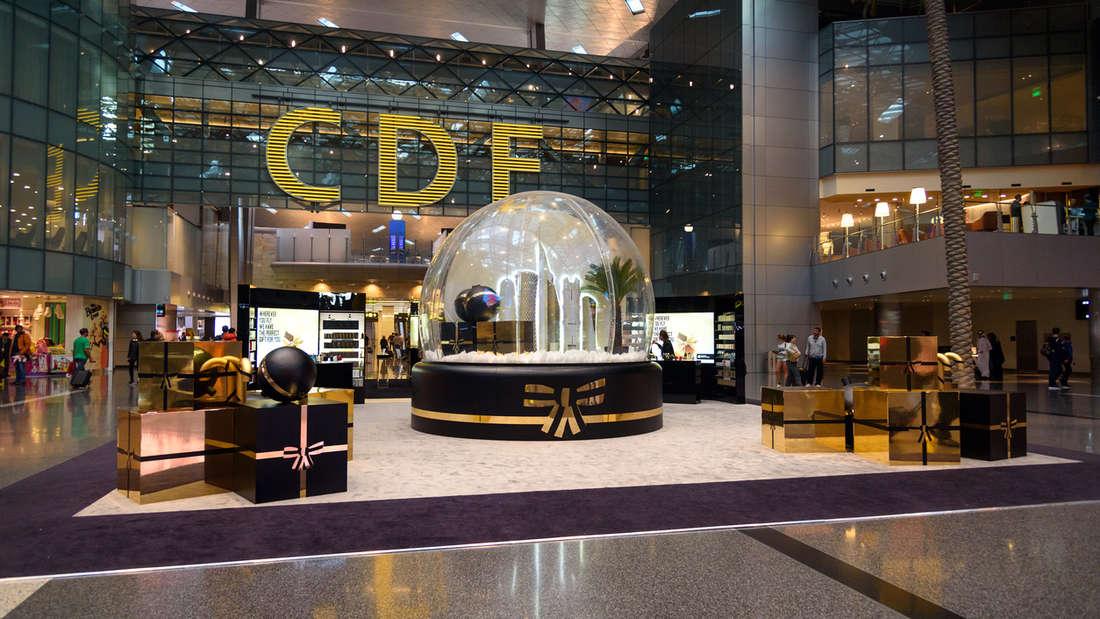 Platz 6: Hamad International Airport