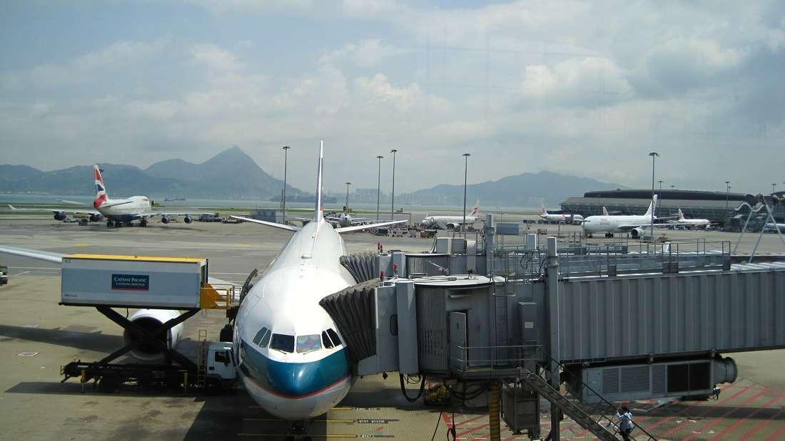 Platz 5: Hong Kong International Airport