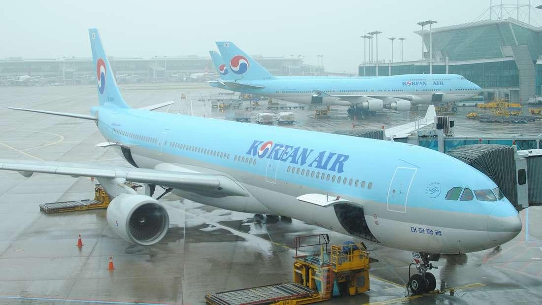 Platz 3 und damit Bronzeerhielt derIncheon International Airport,der größte Flughafen in Südkorea.