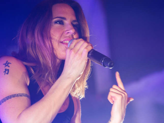 Melanie C., John Miles & Co. bei Night of the Proms