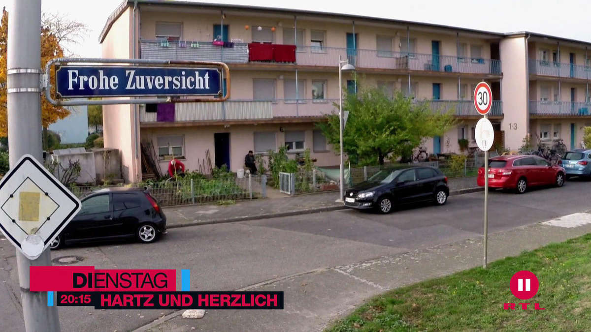 Benz Baracken