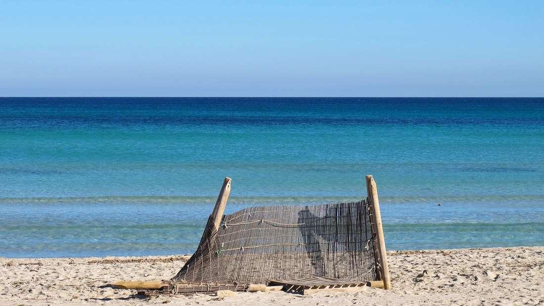 Playa de Muro ist einer der größten Strände von Mallorca.