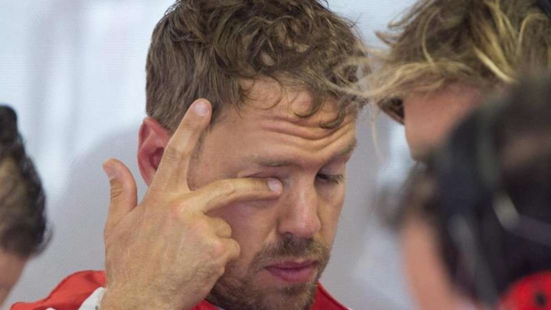 Sebastian Vettels Vertrag bei der Scuderia endet nach der Saison 2017. Foto: Paul Chiasson