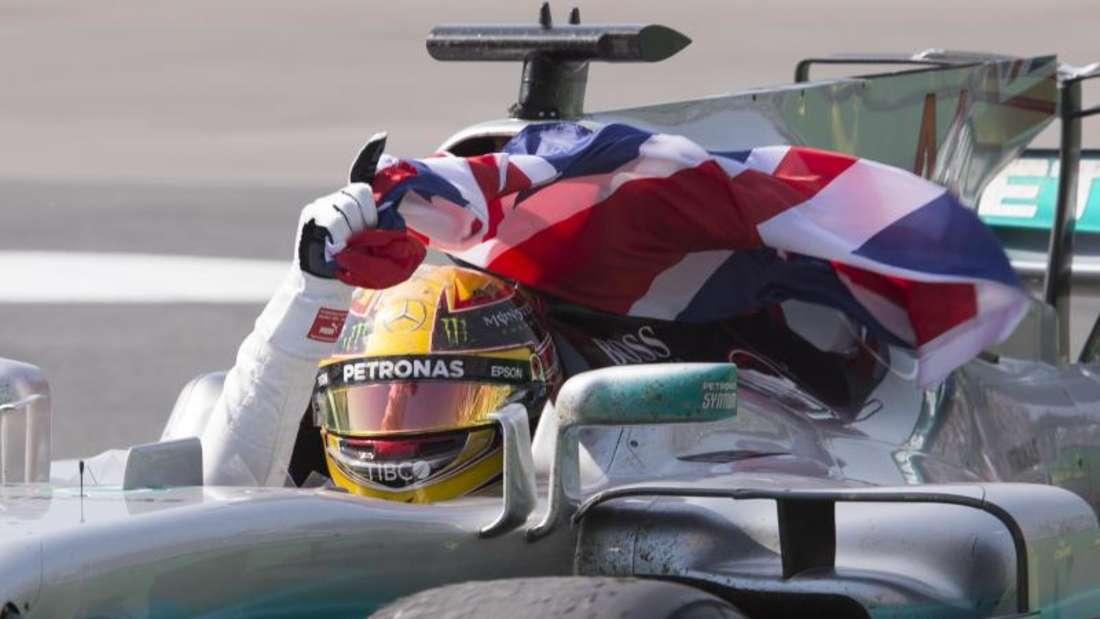 Lewis Hamilton gewinnt den Großen Preis von Kanada. Foto: Jacques Boissinot