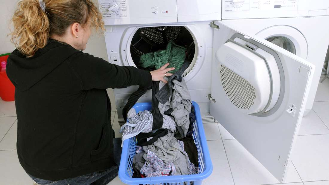 Dreckige Wäsche muss nicht immer heiß gewaschen werden.